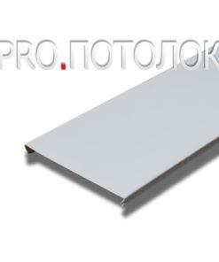 Рейка 150 белая матовая Cesal